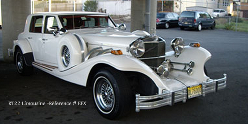 route22 limousine|antique limos new jersey new york