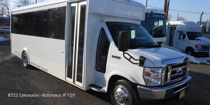 Limousine Mini Coach 726 NJ