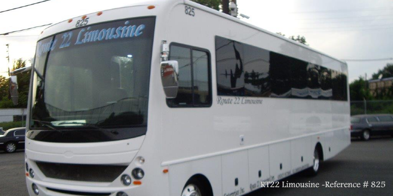 Limousine Ultimate 825 NJ