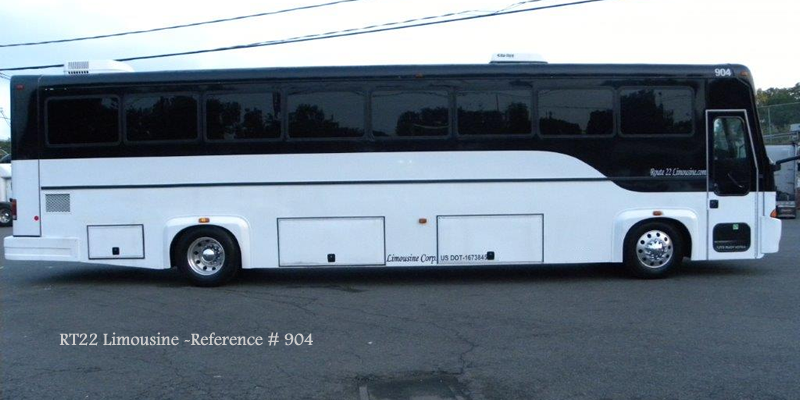 Limousine Platinum Coach 904 NJ