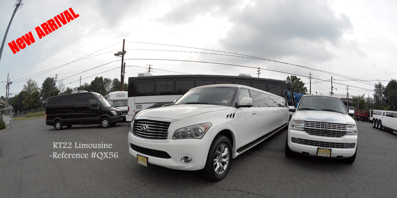 New Infiniti QX56 with Jet Door NJ