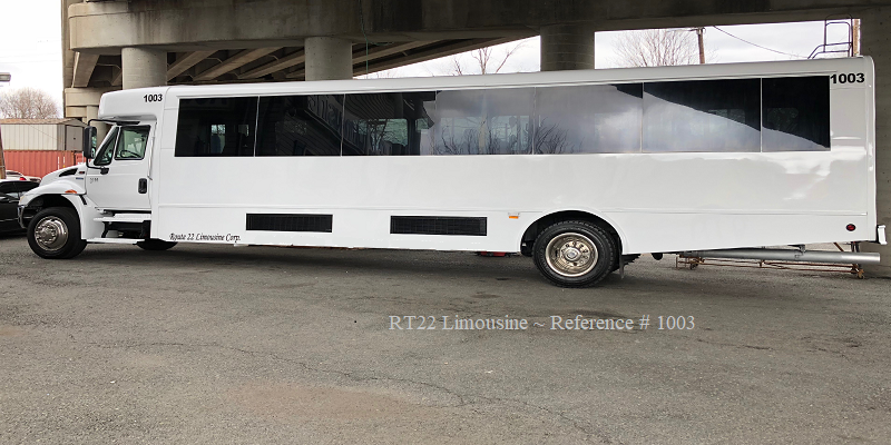 RT22 Limousine Shuttle NJ