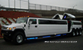 Hummer H2 Triple Axle 30  pax